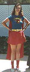 pic of me as Supergirl