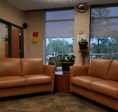 MRI waiting room