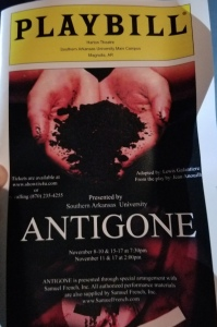 Antigone program