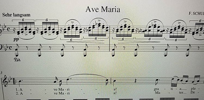 Ave Maria music
