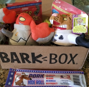 BarkBox for July