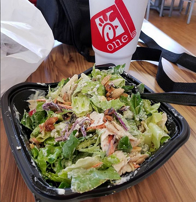 Chick-Fil-A salad