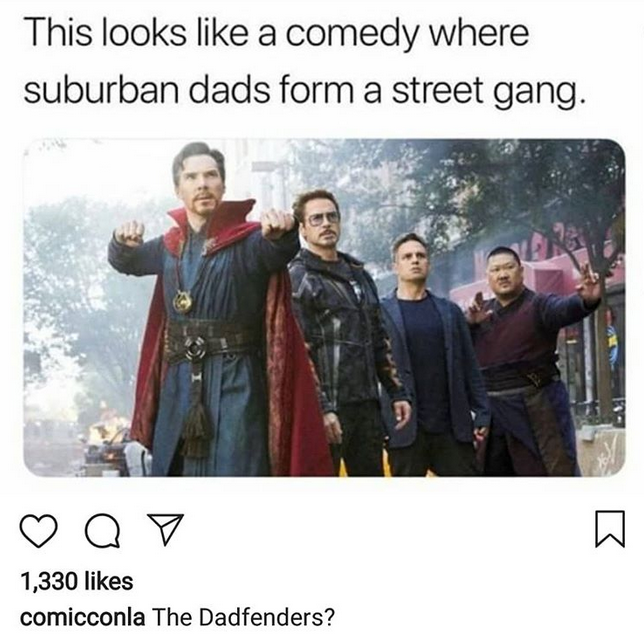 Funny Instagram post!