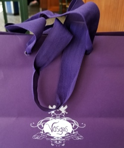 chocolates from Vosges