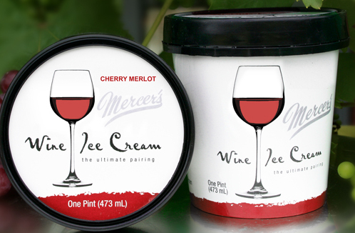merlot cherry ice cream